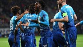 БАТЭ – Арсенал – 2:4 – Видео голов и обзор матча