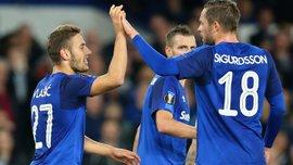 Лига Европы: Эвертон в большинстве упустил победу над Аполлоном, Локомотив разгромил Злин