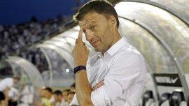 Тренер Партизана Джукич: Во втором тайме у нас не было возможности работать с мячом в атаке