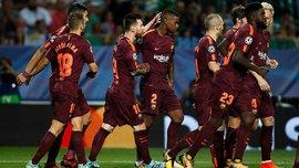 Барселона может играть в АПЛ, Серии А или Лиге 1 после референдума за независимость Каталонии, – чиновник