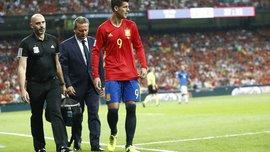 Іньєста, Мората і Карвахаль вибули зі складу Іспанії на вирішальні матчі відбору до ЧС-2018