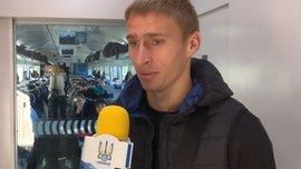 Пердута: Буду делать все возможное, чтобы доказать, что вызов в сборную Украины не случайный