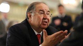 Кронке хочет лишить Усманова его акций в Арсенале и предлагает за них почти 600 млн евро