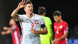 Вірменія – Польща – 1:6 – Відео голів та огляд матчу