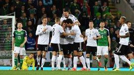 Германия победила Северную Ирландию и получила путевку на ЧМ-2018