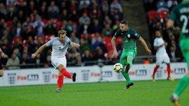 Англия на последних минутах одолела Словению и оформила путевку на чемпионат мира