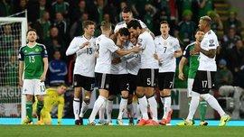 Северная Ирландия – Германия – 1:3 – Видео голов и обзор матча