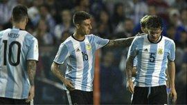 """Аргентина – Перу: Гаго порвал """"кресты"""" за 3 минуты игры, вернулся на поле и выбыл на 6-8 месяцев"""