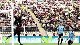 19-річний голкіпер Фаріньєс за 35 днів не пропустив від Мессі, Фалькао, Кавані та Суареса