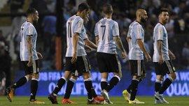 """""""Суха"""" атака, безпорадний Мессі. Що відбувається зі збірною Аргентини"""