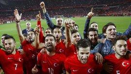 Турция – Исландия – 0:3 – Видео голов и обзор матча