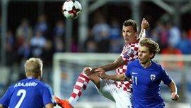 Хорватія – Фінляндія – 1:1 – Відео голів і огляд матчу