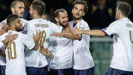 Италия – Македония – 1:1 – Видео голов и обзор матча