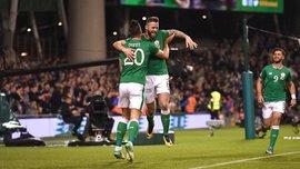 Ірландія – Молдова – 2:0 – Відео голів і огляд матчу
