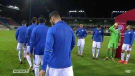 Лихтенштейн – Израиль – 0:1 – Видео гола и обзор матча