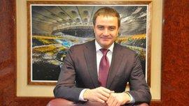 Павелко: Видно, что сборная Украины была одним целым