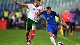 Отбор к ЧМ-2018: Болгария проиграла Франции и потеряла шанс на второе место