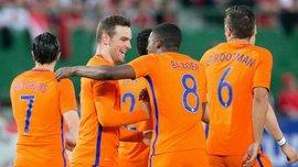 Янссен верит, что Нидерланды могут победить Швецию 7:0