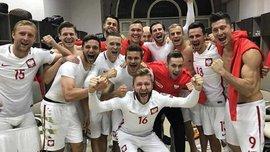 Польша – Черногория – 4:2 – Видео голов и обзор матча