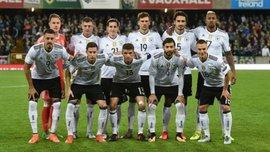 Германия – Азербайджан – 5:1 – Видео голов и обзор матча
