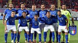 Италия проводит 800-й матч в своей истории