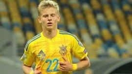 Зинченко: Готов играть и за национальную, и за молодежную сборную Украины
