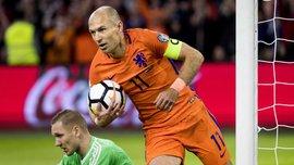 Отбор к ЧМ-2018: Швеция проиграла Нидерландам, но заняла второе место в группе