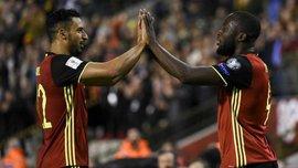 Бельгия повторила рекорд Германии по количеству забитых голов в отборе к ЧМ