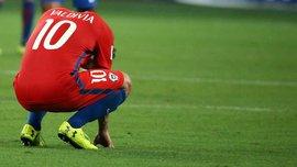 Збірна Чилі не потрапила  на ЧС-2018, бо змусила ФІФА зарахувати Болівії дві технічні поразки