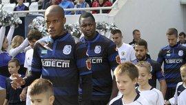 Чорноморець – Динамо: французькі гравці запрошують фанатів на матч