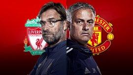 Ліверпуль – Манчестер Юнайтед: стартові склади