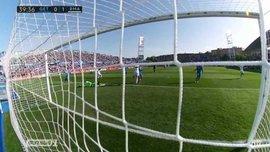 Хетафе – Реал: гол Карима Бензема