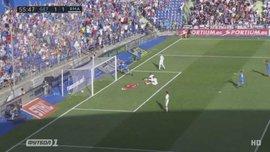 Хетафе – Реал: гол Хорхе Молина