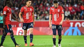 Лига 1: Сент-Этьен вышел на третье место, Лилль снова потерял очки