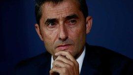Вальверде: Празднование гола Суареса? Не думаю, что мои игроки вели себя неспортивно