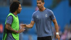 Марсело: Роналду может не забить в двух играх подряд, но когда нужно, он решает судьбу матча