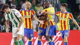 Бетіс – Валенсія – 3:6 – Відео голів та огляд матчу