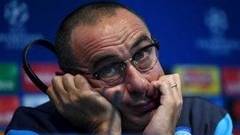 Сарри: Не хотел смотреть матчи Манчестер Сити слишком часто, чтобы не впасть в депрессию