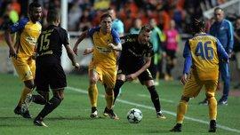 АПОЭЛ – Боруссия Д: Ярмоленко получил одну из худших оценок за матч