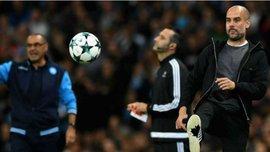 Манчестер Сити – Наполи – 2:1 – Видео голов и обзор матча