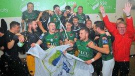 Корк Сити в третий раз стал чемпионом Ирландии