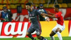Монако – Бешикташ – 1:2 – Видео голов и обзор матча
