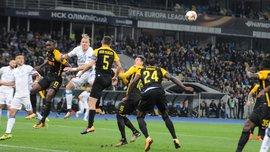 Динамо – Янг Бойз – 2:2 – Відео голів і огляд матчу