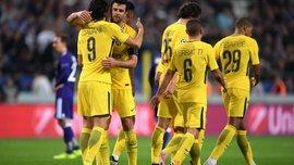 Лига чемпионов: ПСЖ уничтожил Андерлехт, Бавария разгромила Селтик