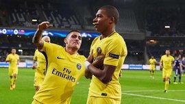 Андерлехт – ПСЖ – 0: 4 – Видео голов и обзор матча