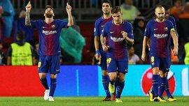 Барселона – Олімпіакос – 3:1 – Відео голів і огляд матчу