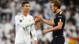 Кейн: После матча против Реала я попросил футболку у Роналду