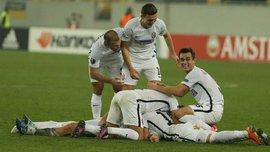 Сваток забил невероятный гол пяткой в ворота Герты