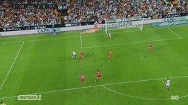 Валенсія – Севілья: гол Дзадзи