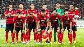 Гуанчжоу Евергранд всьоме поспіль став чемпіоном Китаю